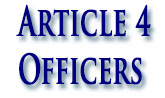 Article 4 Officers