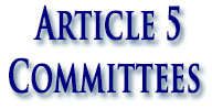 Article 5 Committees